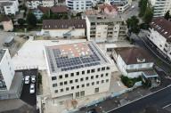 Neubau Clientis Bank, Oberuzwil