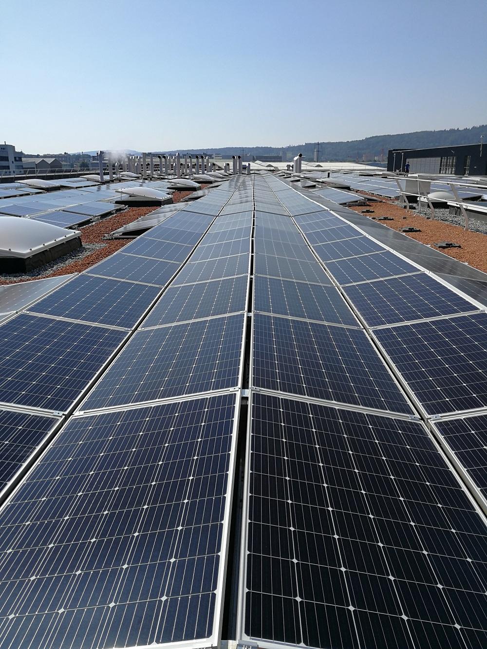 Modulfeld-ZWZ-Regensdorf-Leistungsoptimierer-Solaredge