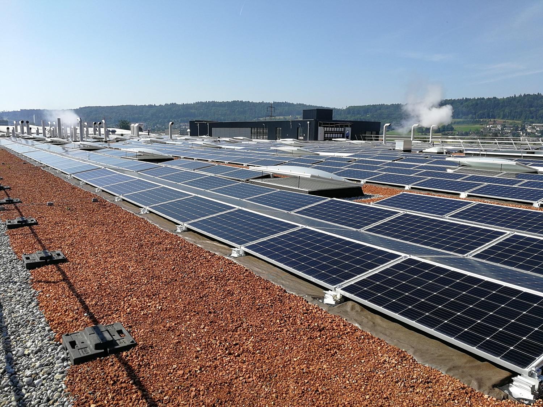 Photovoltaik-ZWZ-Regensdorf-Zürich