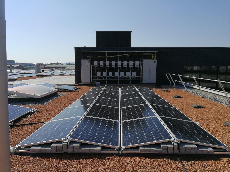 Wechselrichter-Solaredge-Photovoltaikanlage-ZWZ-Regensdorf-Zürich