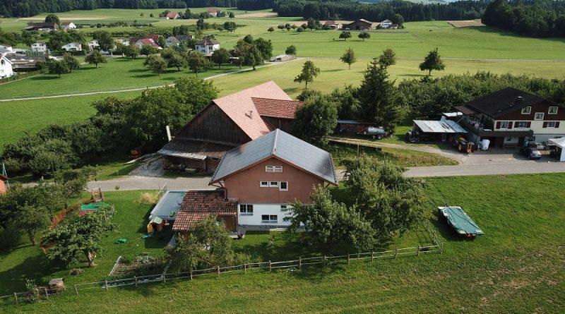 Indach-Solaranlage-3S-Solar-Plus-AG-MegaSlate-II-Algetshausen-Uzwil