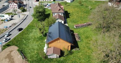 Indachanlage System MegaSlate II Dietfurt